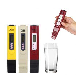 Víz tisztaság mérő készülék – TDS / PPM mérő